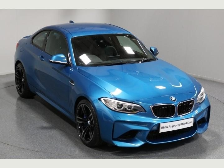 BMW M2 Coupe Finance Example